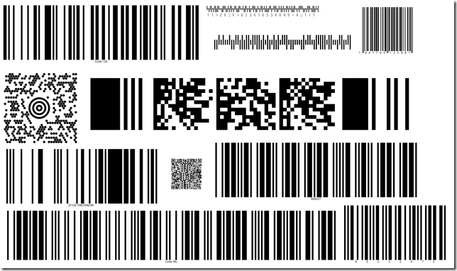NetAdvantage for Windows UI - Bar Code
