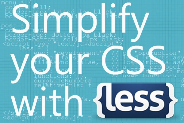 Simplify your CSS
