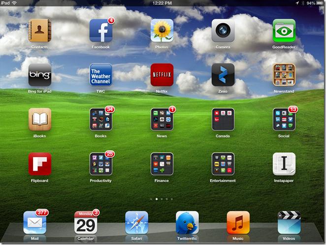 iPadHomePage