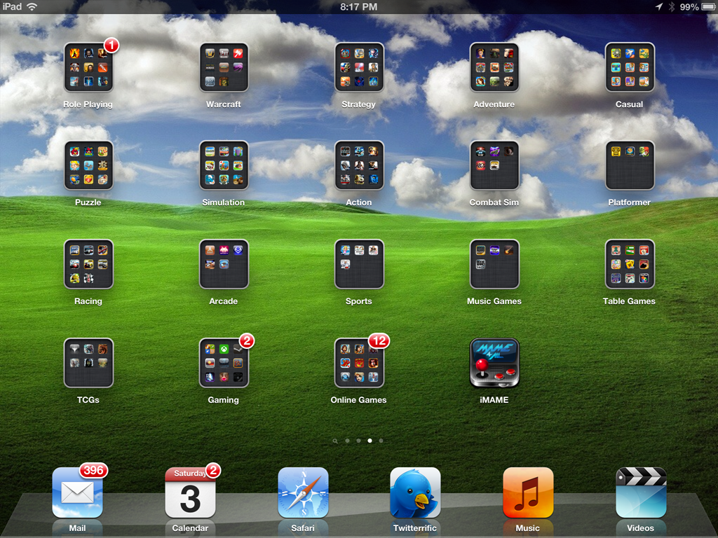 games to play on my ipad