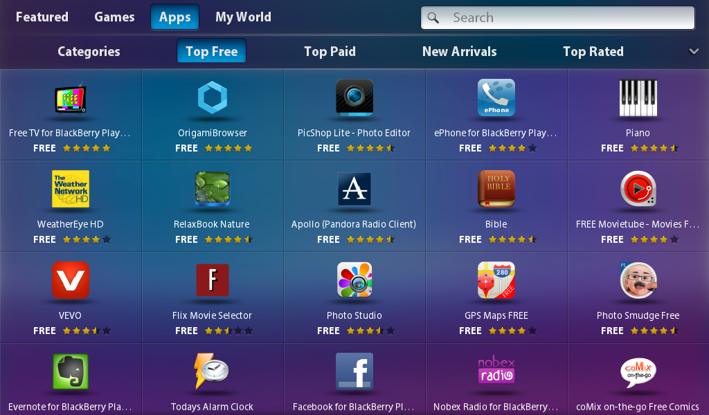 bred can you download android apps on blackberry playbook where are heading