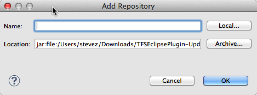 How to use TFS on a Mac | Infragistics Blog
