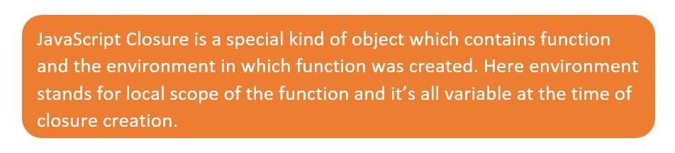 closure in javascript