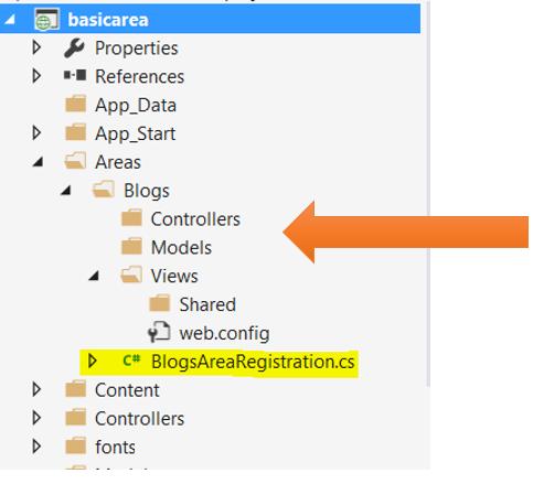 Areas in ASP NET MVC | Infragistics Blog