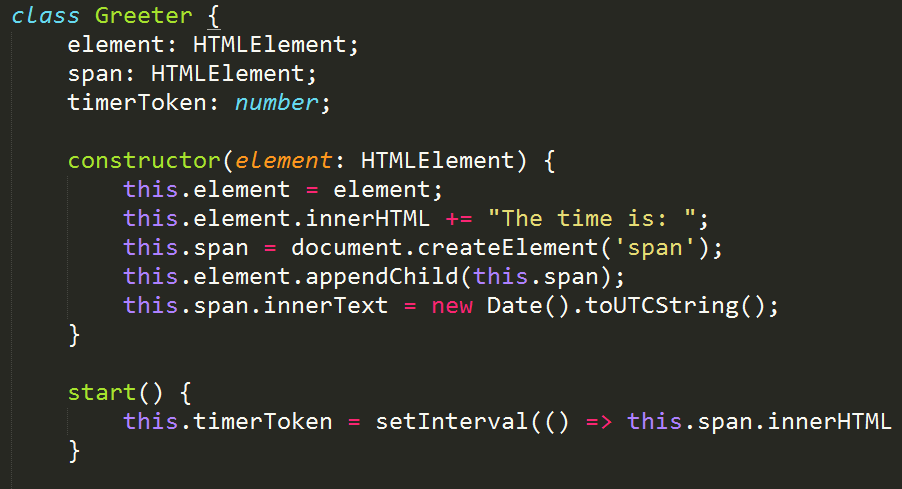 Figure 7: Working syntax highlighting in SublimeText