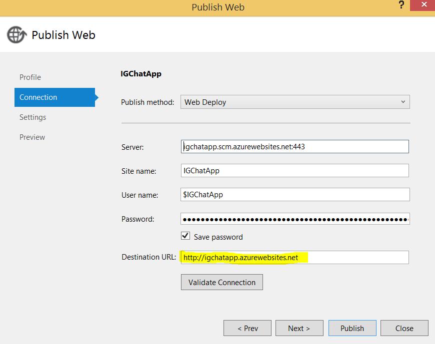 how do i publish a pdf to the web