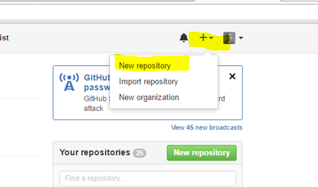 Step by Step working with GitHub Repository and Visual