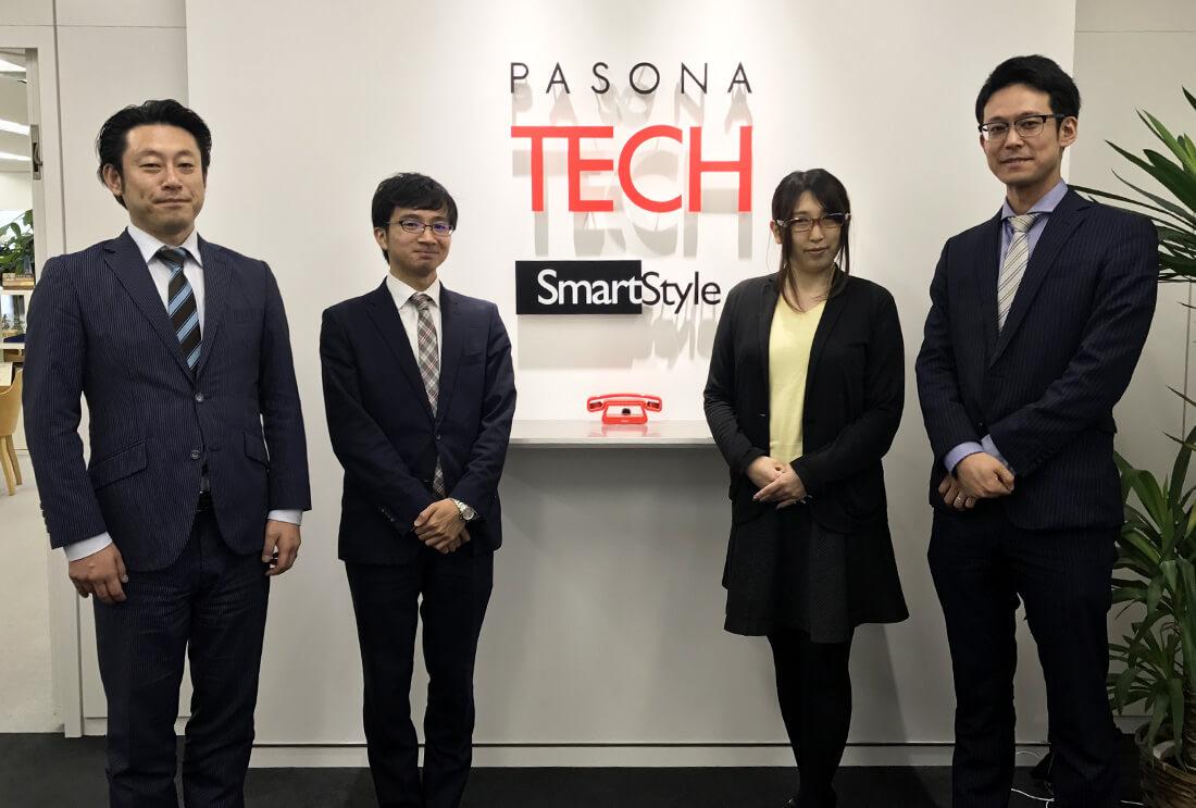 Pasona Tech