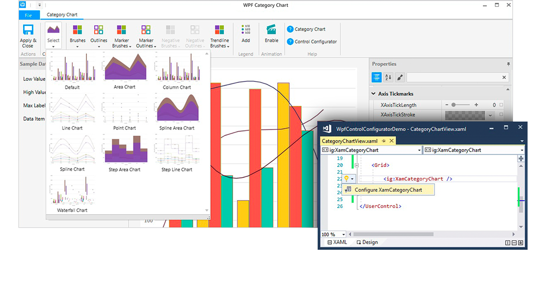 Whats New In 172 Ultimate Ui For Wpf Infragistics Blog