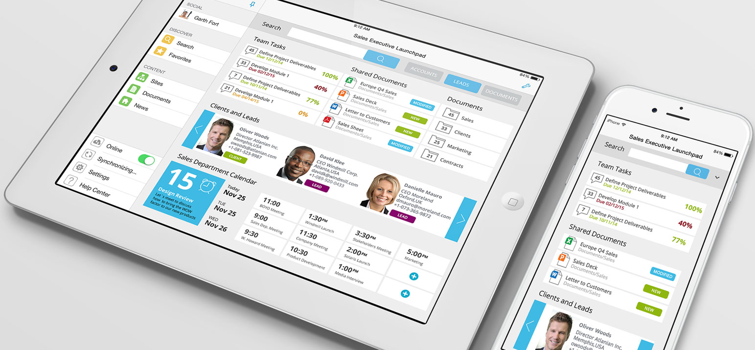 SharePlus - Your Mobile SharePoint Solution