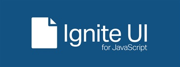 Using the Ignite UI for JavaScript NuGet package in ASP.NET Core MVC projects