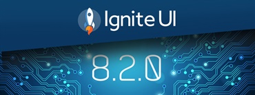 Ignite UI for Angular 8.2.0 Release