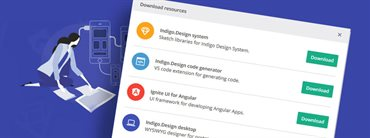 The Alchemy of Indigo.Design UI Kits