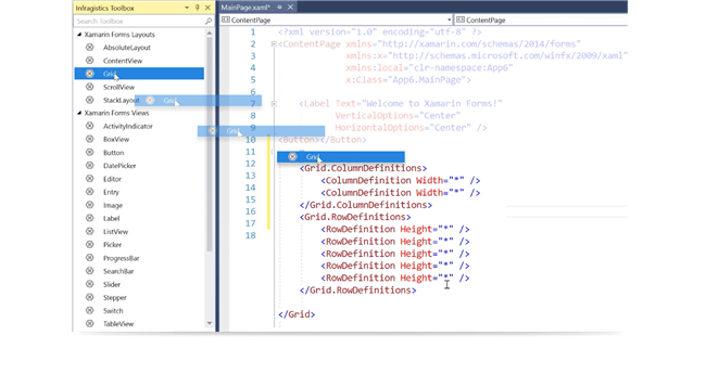 Ultimate UI Controls for Xamarin: What's New in 17 1
