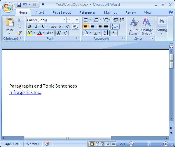 Word Create A Document 01