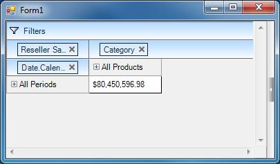 WinPivotGrid Overview - Infragistics Windows Forms™ Help