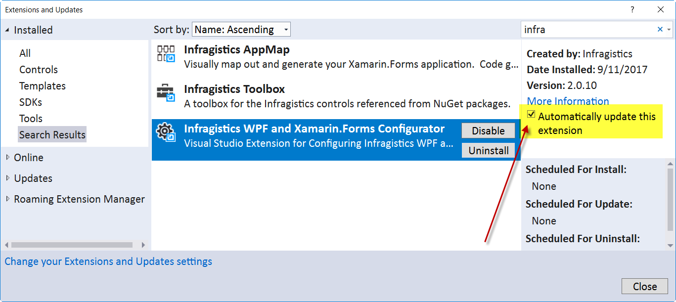 Getting Started with Control Configurators - Infragistics WPF™ Help