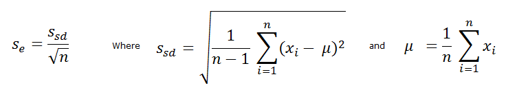 How to calculate standard deviation | clydebank media.