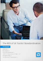 ROI of UI toolkit-standardization