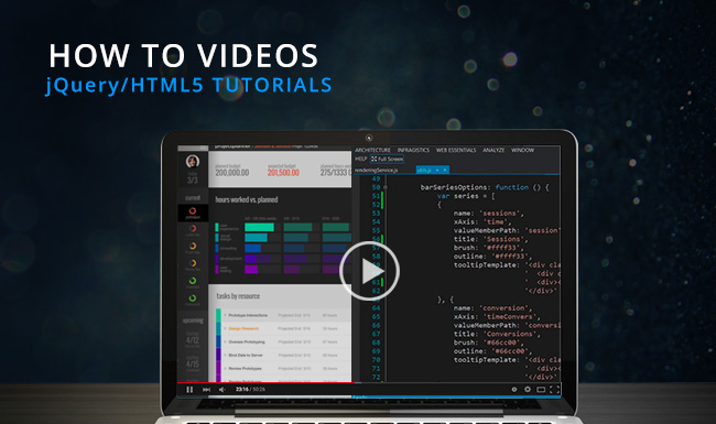 jQuery/ASP.NET MVC How to Video