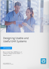 Designing Usable and Useful EHR Systems