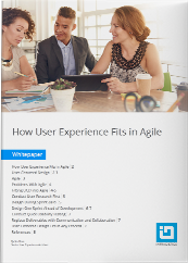 How User Experience Fits in Agile