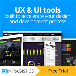 Infragistics Ultimate 16.2 Toolkit