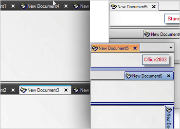 Windows Forms Tabbed MDI