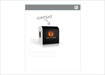 Ignite UI Dialog Window
