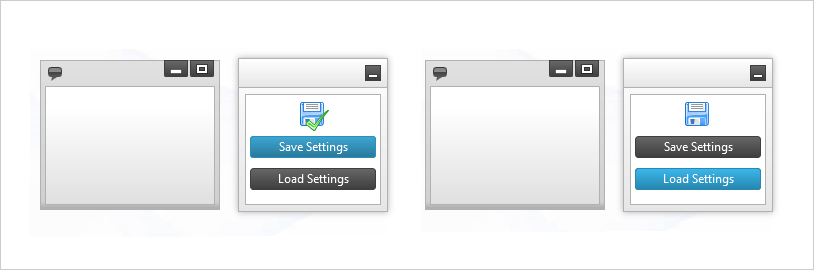 Save and Load User Preferences